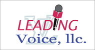 Leading Voice, LLC. Logo - Entry #65