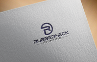 Rubberneck Printing Logo - Entry #15