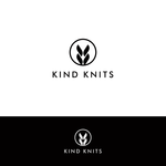 Kind Knits Logo - Entry #135