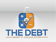 The Debt What If Calculator Logo - Entry #139