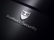 Brothers Security Logo - Entry #175