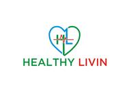 Healthy Livin Logo - Entry #500