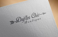 Drifter Chic Boutique Logo - Entry #220