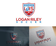 Logan Riley Soccer Logo - Entry #35