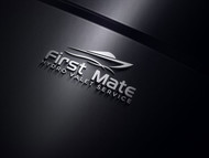 First Mate Logo - Entry #14