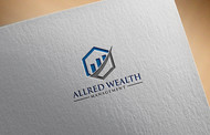 ALLRED WEALTH MANAGEMENT Logo - Entry #449