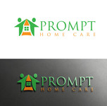 Prompt Home Care Logo - Entry #119