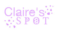Claire's Spot Logo - Entry #15