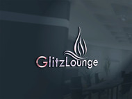 Glitz Lounge Logo - Entry #152