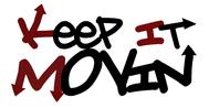 Keep It Movin Logo - Entry #222
