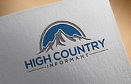 High Country Informant Logo - Entry #93