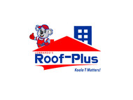 Roof Plus Logo - Entry #37