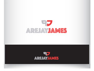 arejay james Logo - Entry #6
