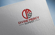 Divine Mercy Summit Logo - Entry #44
