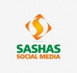 Sasha's Social Media Logo - Entry #142