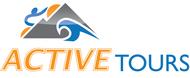 Active Tours Logo - Entry #20
