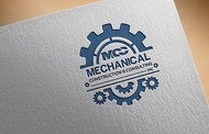 Mechanical Construction & Consulting, Inc. Logo - Entry #144