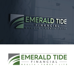 Emerald Tide Financial Logo - Entry #309