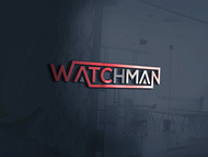 Watchman Surveillance Logo - Entry #61