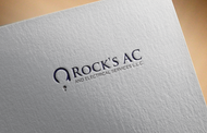 Rock's AC and Electrical Services, L.L.C. Logo - Entry #25