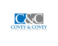 Covey & Covey A Financial Advisory Firm Logo - Entry #19