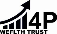 4P Wealth Trust Logo - Entry #103