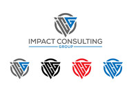 Impact Consulting Group Logo - Entry #153