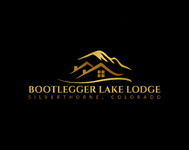 Bootlegger Lake Lodge - Silverthorne, Colorado Logo - Entry #58