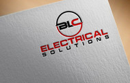 BLC Electrical Solutions Logo - Entry #86