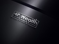 4P Wealth Trust Logo - Entry #237