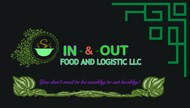 In & Out Foods and Logistics LLC Logo - Entry #38