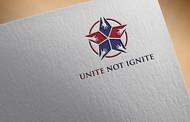 Unite not Ignite Logo - Entry #102