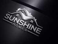 Sunshine Homes Logo - Entry #517