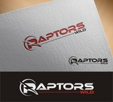Raptors Wild Logo - Entry #237
