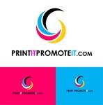 PrintItPromoteIt.com Logo - Entry #267