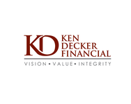 Ken Decker Financial Logo - Entry #161