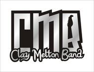 Clay Melton Band Logo - Entry #64