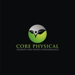 Core Physical Therapy and Sports Performance Logo - Entry #5