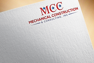 Mechanical Construction & Consulting, Inc. Logo - Entry #184