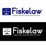 Fiskelaw Logo - Entry #2