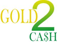 Gold2Cash Business Logo - Entry #12