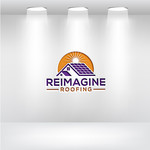 Reimagine Roofing Logo - Entry #234