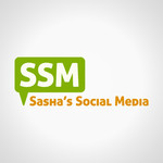 Sasha's Social Media Logo - Entry #132