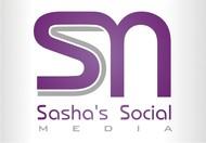 Sasha's Social Media Logo - Entry #27