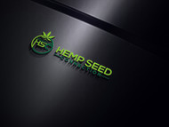 Hemp Seed Connection (HSC) Logo - Entry #46