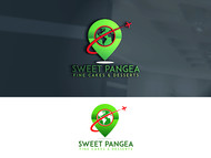 Sweet Pangea Logo - Entry #161