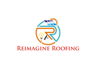 Reimagine Roofing Logo - Entry #47