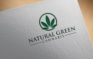 Natural Green Cannabis Logo - Entry #76