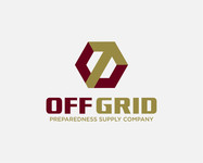Off Grid Preparedness Supply Company Logo - Entry #12