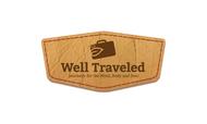 Well Traveled Logo - Entry #88